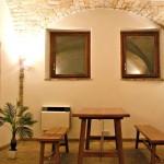 Tavolo Sala Lettura