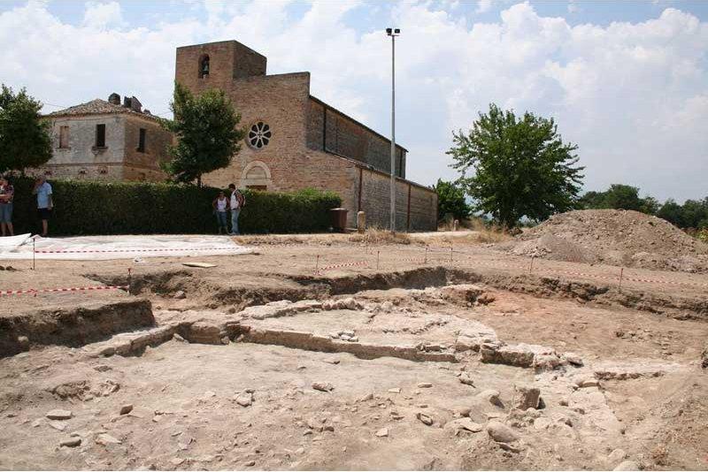 Siti Archeologici della provincia di Teramo