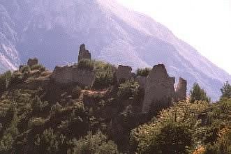 Torri castelli eremi borghi fortificazioni Teramo