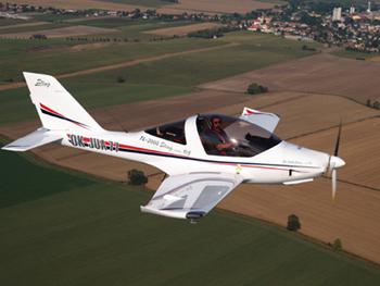 Ultraleggeri pista di Corropoli Avio Club Val Vibrata